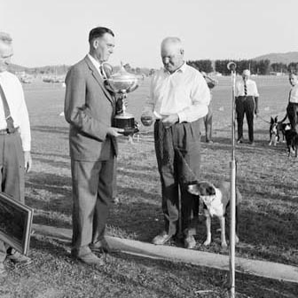 1964 National Sheep Dog Trials in Canberra ACT